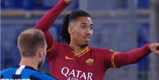 罗马准备为斯莫林开出新报价 和曼联重新开始谈判