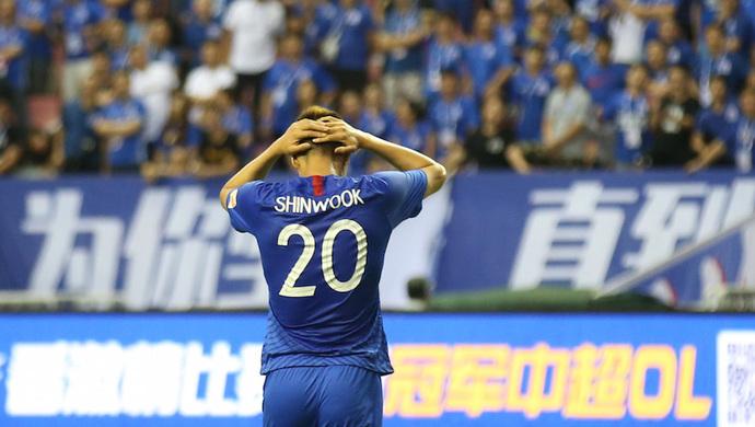 沪媒:崔康熙不会被1场失利打趴下 4外援是把双刃剑