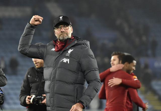 克洛普:利物浦马竞势均力敌 欧冠从未感受到压力