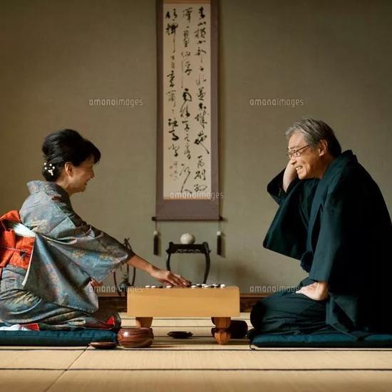 日本老棋迷谈日本围棋礼仪和国际围棋礼仪(上)