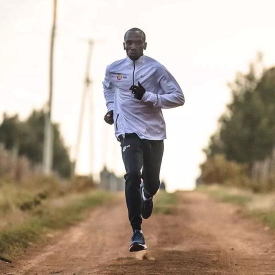 基普乔格丨对我而言,奔跑就是生命
