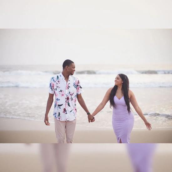 NBA最快的男人求婚成功!5年1.7亿大合同来了