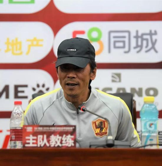 主教练 郝海涛