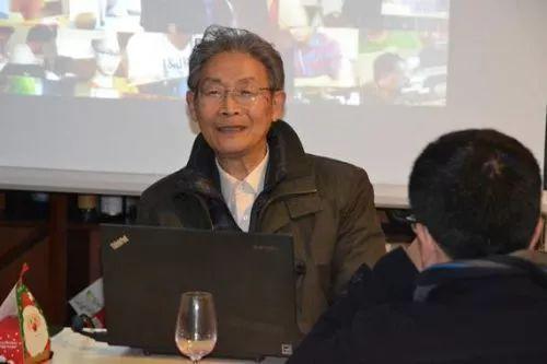 围棋理论家陈祖源先生