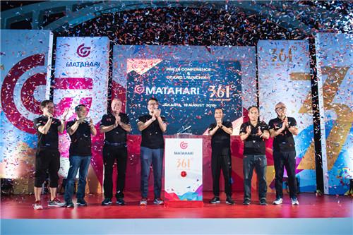 中国领先体育品牌361°正式宣布与印尼太阳百货达成合作