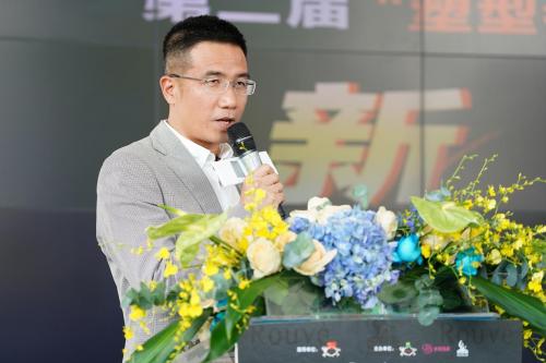 深圳广播电影电视集整体育健康频道总监钟文波老师致辞