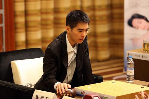 韩国棋手李世石九段