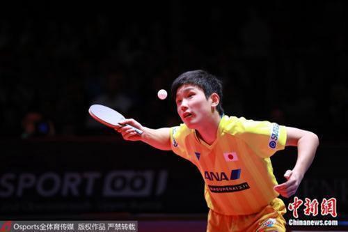 张本在去年总决赛中收获最年轻冠军的画面仍历历在现在