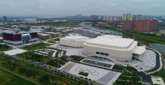 2020全锦赛开赛在即 马龙陈梦等国乒队员体测过关