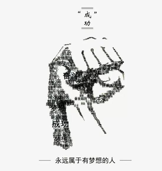 (怀揣梦想,一往无前)