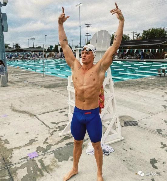 歌手重返泳坛获奥运选拔赛资格 他真的会去东京吗