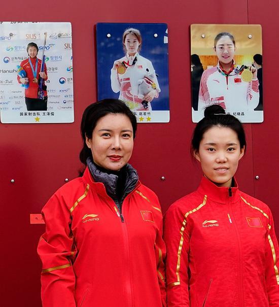 东京在前奋斗有我--中国体育健儿厉兵秣马备战奥运