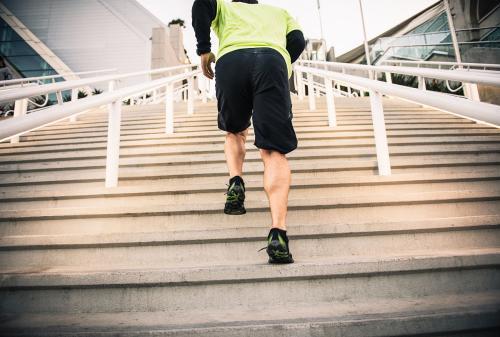 心血管机能测试:台阶训练