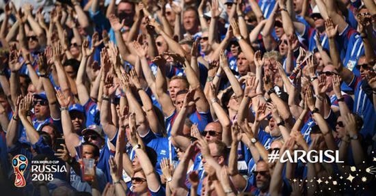 冰岛世界杯首战收视率吓死人 你绝对猜不到的数