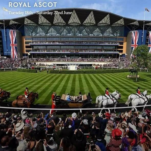 图/Royal Ascot官网