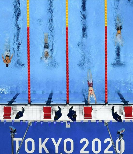 【博狗体育】中国游泳队3金2银收官 狠狠打脸美国媒体看衰中国泳军