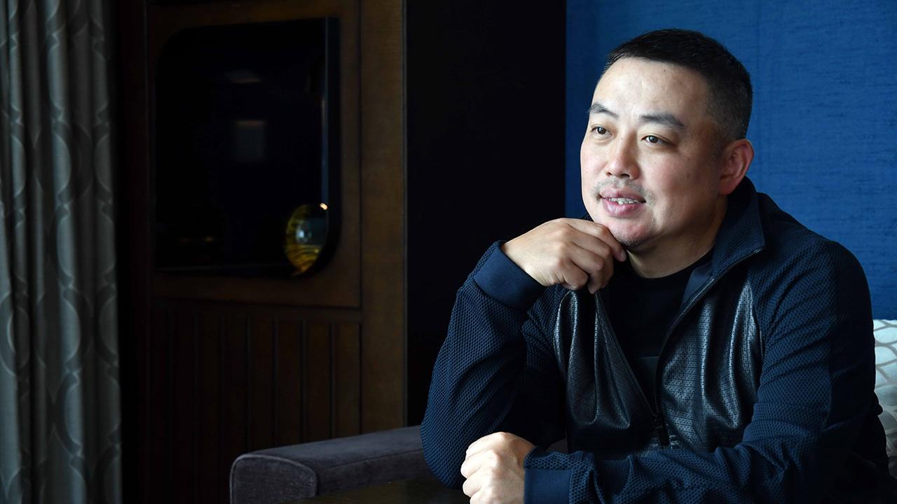 刘国梁首次以新身份亮相 盼在中国开启国际赛事
