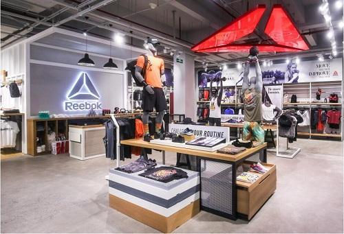 锐步亚太首家旗舰店亮相上海 体验健身生活方式