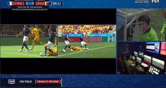 以及,萨拉赫的个人世界杯首球,也是裁判通过VAR改判后的点球。