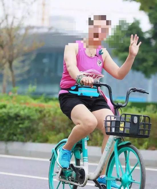 一场半马两人同时骑车参赛!组委会:终身禁赛