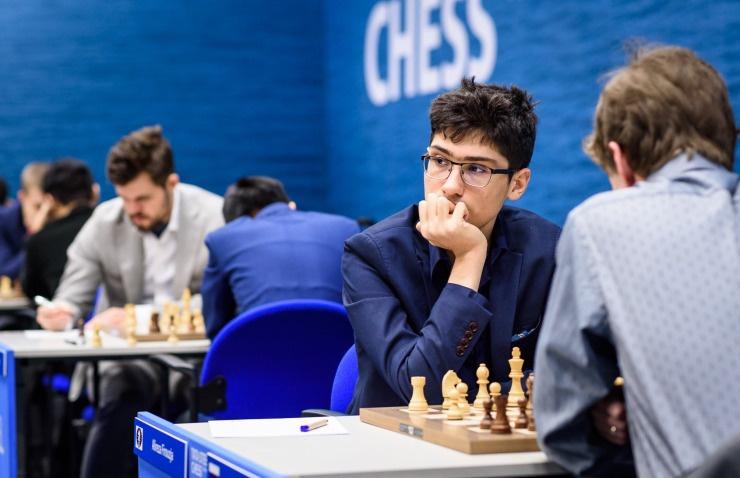 塔塔国际象棋大师赛