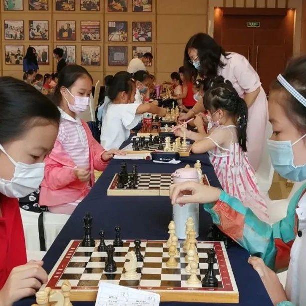 中国棋院杭州分院国象等级赛落幕 近300人出战