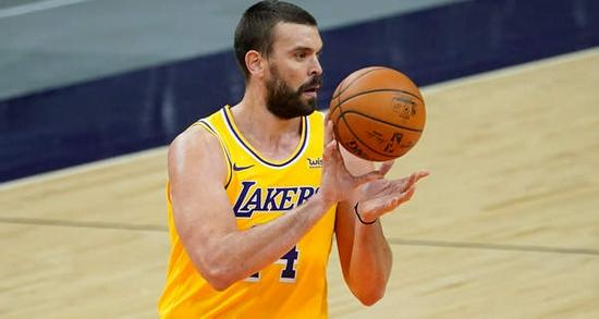 【博狗扑克】小加有可能不回湖人 或结束NBA生涯到西班牙