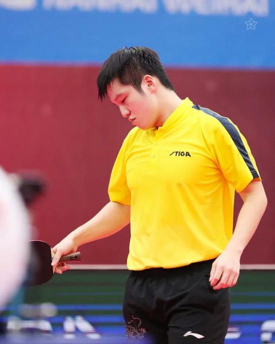 樊振东:获得最有价值的东西 是扛不住时顶了下来