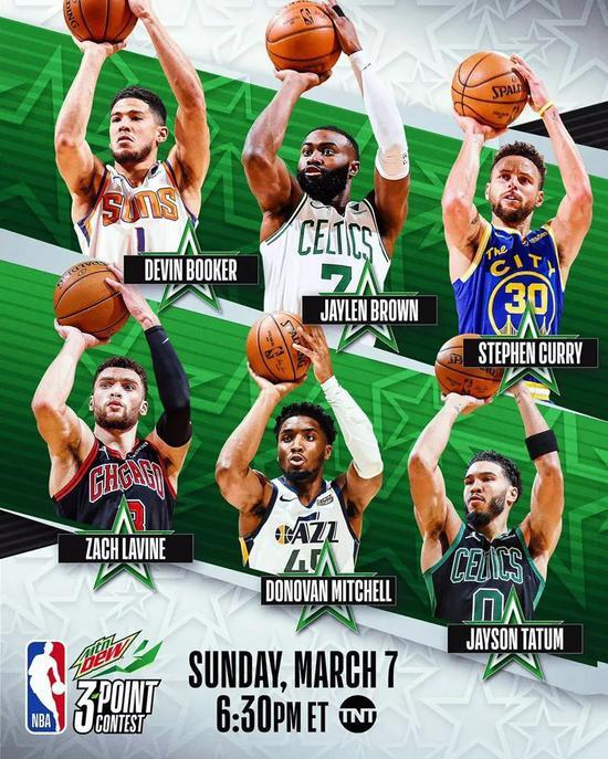 5人拒绝NBA扣篮大赛 湖人球员也不打算参加了