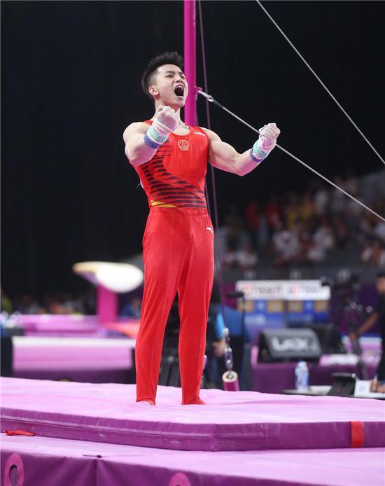 从日本队手中夺回金牌算翻身? 中国体操认清现状
