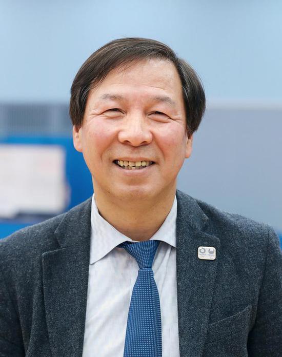 面向东京:日乒用APP管理运动员 派专家分析国乒