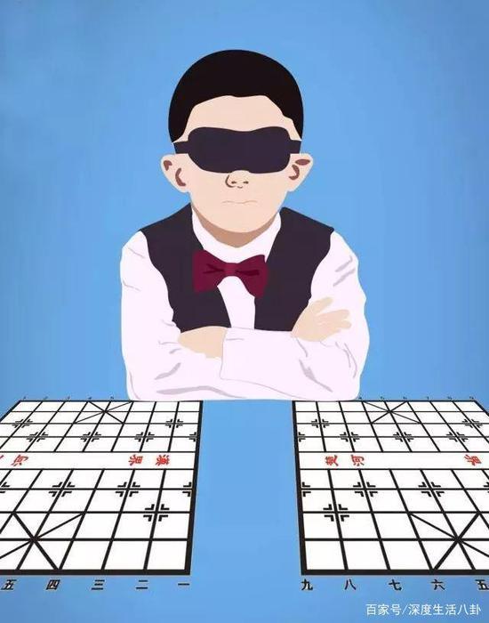 盲棋真的很容易吗?