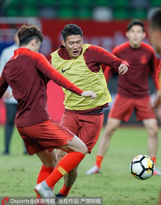 里皮:国足能赢亚洲任何对手