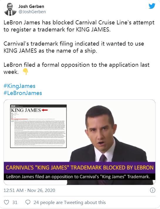詹姆斯把热火老板给告了! King James不能乱用