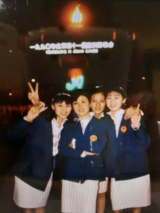 亚运排球|1990年女排豪取三连冠 赖亚文闪耀北京