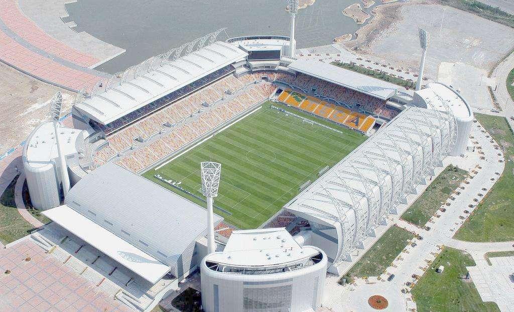 泰达足球场改造后可直接承办亚洲杯