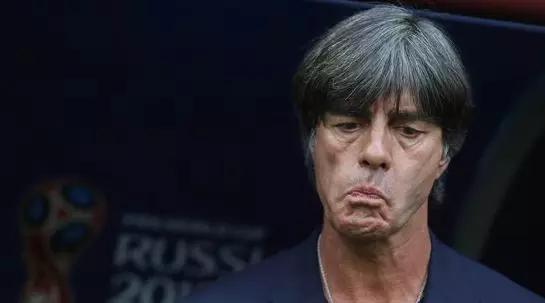 ▲德国主帅勒夫