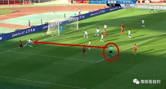 看足协杯5个球点球判罚 多数判罚正确鲁能点球误判