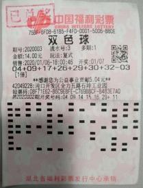 老彩民揽双色球625万兑奖时惊呼:彩票简直太神奇