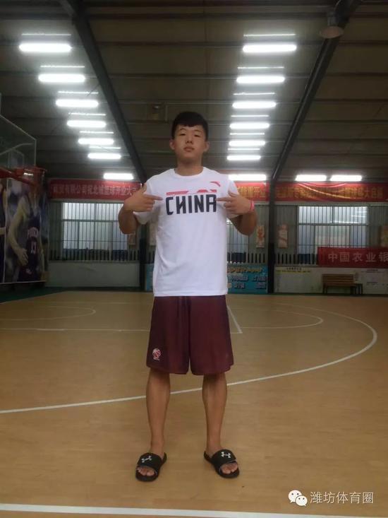 那些潍坊的篮球青年才俊!期待他们再接再厉