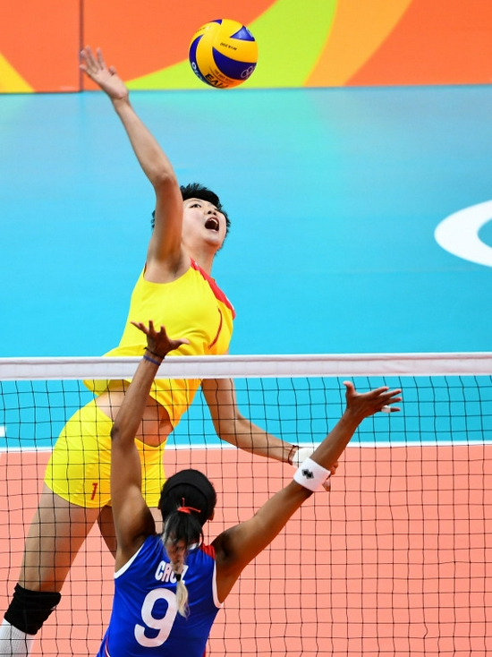 中国女排奥运前瞻:保持冲击姿态 打出冠军气势
