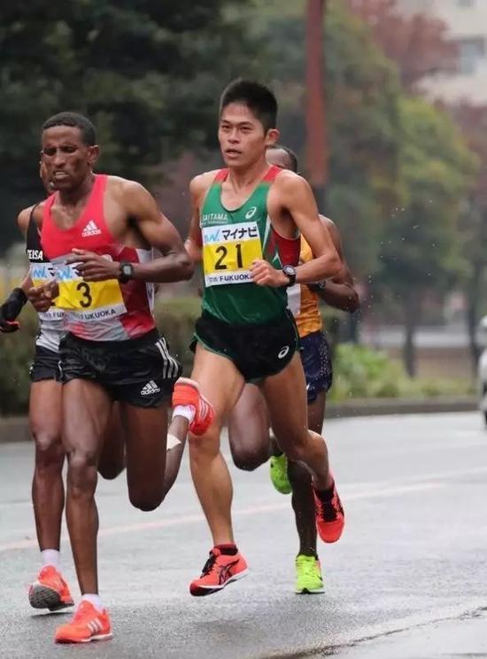 2016年福冈国际马拉松