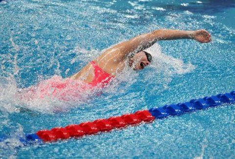泳协主席周继红:规则前人人平等 体测会坚持下去