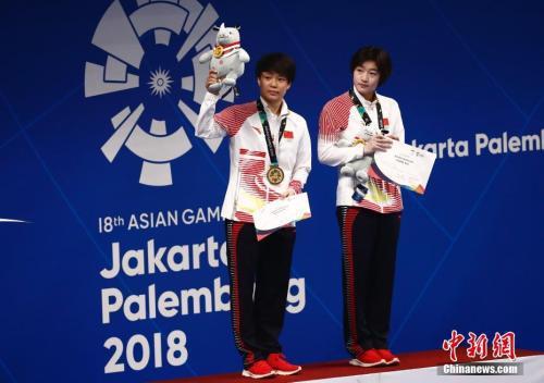 亚运不是前进终点 中国17名奥运冠军已剑指东京