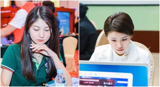 除了美女棋手对决 城围联南京VS
