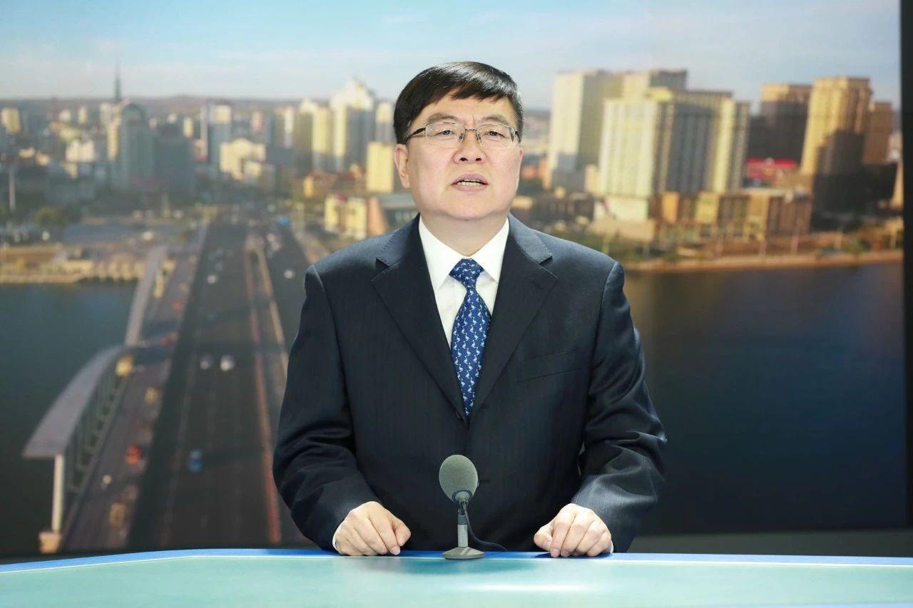 延边州体育局局长金松天