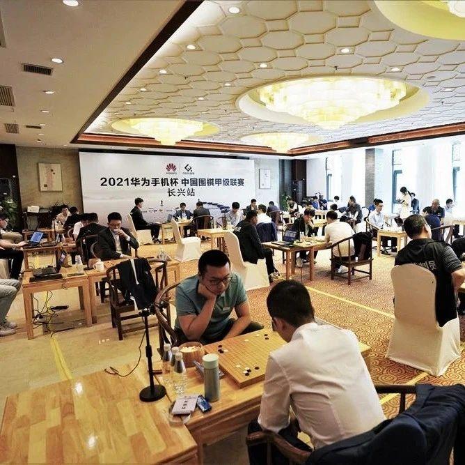 龙元明城队小将终于开张 围甲第四轮胜北京棋院