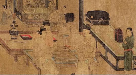 爱江山更爱围棋?为了下棋这些皇帝有多拼 第1张