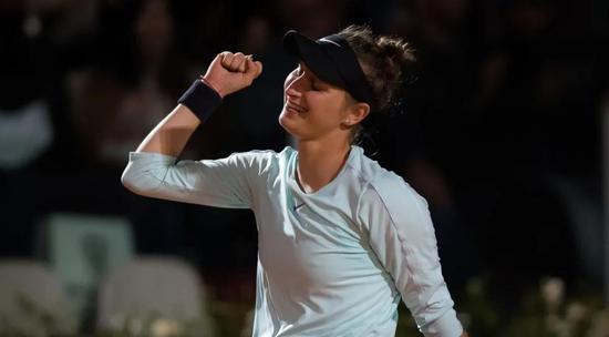 回顾|2019罗马赛:万卓索娃三盘胜卡萨金娜进八强
