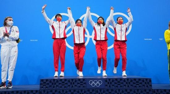 对话游泳奥运冠军李冰洁:惟其磨砺 始得玉成